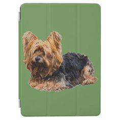 Yorkshire Terrier iPad Pro Cover -nature diy customize sprecial design