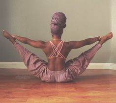 FEATURE: Transforming From The Inside Out - YogaRacheal, Sportswoman Turned Yogi – AFROPUNK