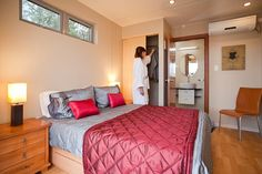 EcoTech modular housing photos gallery. Most photos are of our 2 bedrrom show home in Richmond, Nelson