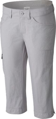 Mountain Hardwear Women's Mirada Capri Pants Steam 10