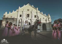 Vigan City, Ilocos Sur in Ilocos Sur, Ilocos Sur Filipino Wedding, Ilocos, Vigan, Philippines, Destination Wedding, Wedding Photography, City, Painting, Painting Art