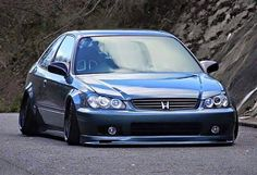 Real JDM Civic coupe; right hand drive