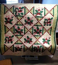 5 steps to healthy eating quilt
