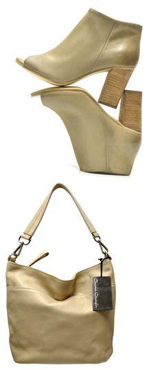 Open toe  Chunky Heel #Charina + #June Chunky Heels, Open Toe, June, My Style, Bags, Fashion, Thick Heels, Handbags, Moda