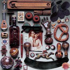 Guido Cecere (b.1947) — Calendario 'Ceramica Dolomite', 2008 (655x655)