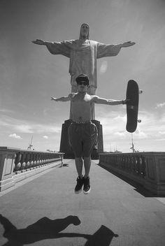 Christian Hosoi. Pastor, pro skater, legend, husband, and father. Mans got his stuff together.