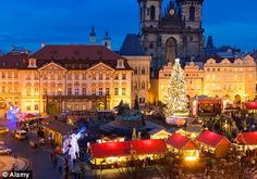 Enjoy Manchester Christmas Market!