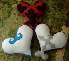Kingdom Hearts Pillows