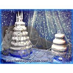 Cinderella carriage cake stand! cinderella carriage cake holder Carriage Cake Stand Design with 2 horses in 5mm acrylic and unique crystals ans rhinestone
