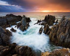 Bay of Spears by Hougaard Malan on 500px