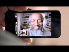 Apple doesn't do multicultural marketing (at least not when this commercial aired) but we're sure this spot which highlighted their facetime video chat functionality sure resonated with African Americans more than anyone else.