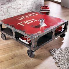 Wenn Sie Ihre Wohnung im Loft Stil ausstatten möchten, brauchen Sie Inspiration. Entdecken Sie den Zauber der Loft Möbel!