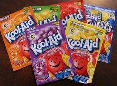 Kool Aid projects!!