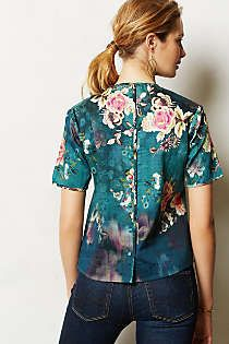 Anthropologie - Lily Pond Tee