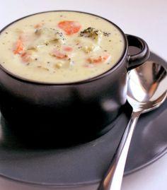 Овощной сырный суп — журнал клуба распродаж MAMSY