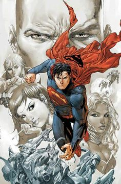 Man of Steel by Tony Daniel