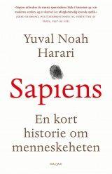 Sapiens av Yuval Noah Harari (Innbundet)