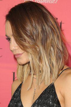 Vanessa Hudgens attends Benefit Cosmetics' event on September 26