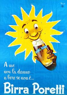 Birra Poretti #Poster