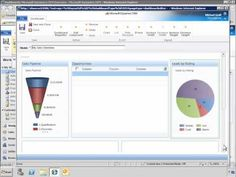 Demo: Dashboards in Microsoft Dynamics CRM 2011 - YouTube