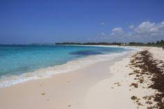 Playa Xcacel - Mexico