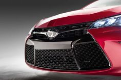 10 Sensational 2015 Toyota Camry XLE Front Bumber iPhone Background