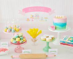 Jetjes & Jobjes – Inspiratie voor elk feestje en Sweet table.  Met allerlei inspirerende blogs en websites van over de hele wereld!