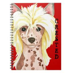 Chinese Crested Color Block Notebook   mini pug, lab gifts, funny drinking gifts #christmasgiftideas #pug #pugs Guppy The Pug, Gifts For Pet Lovers, Dog Lovers, Pug Wedding, Pugs In Costume, Pug Pillow, Shetland Sheepdog Puppies, Hiking Dogs, Cute French Bulldog