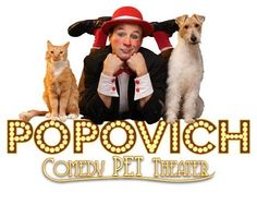 Popovich Pet Theater Englewood, NJ #Kids #Events