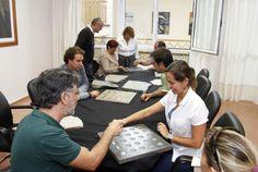 El Cabildo de Lanzarote divulgará los juegos tradicionales de inteligencia canarios entre los centros de Secundaria de la isla