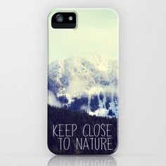keep close to nature iPhone Case by Sylvia Cook Photography - $35.00  #iphonecase #samsungS4 #samsungcase #phonecase