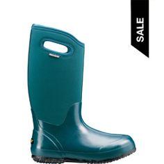 "Bogs ""classic high handles"" women's rainboots"