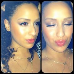 Tutorial for this look is up on my channel :) YouTube.com/Joleposh recreate it, pin it, & tag me!
