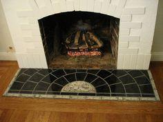 decorative ceramic tile set