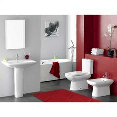 tappeto impronte rosso lovely home