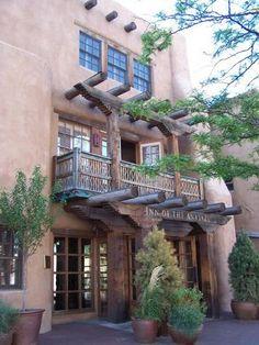 Anasazi Inn , Santa Fe, New Mexico - Land of enchantment Mexico Vacation Packages, New Mexico Vacation, Travel New Mexico, New Mexico Style, New Mexico Usa, Southwest Usa, Southwest Style, New Mexico Santa Fe, Santa Fe Style