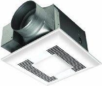 Panasonic FV-13VKSL3 WhisperGreen-Lite 130 CFM Ceiling Mounted Ventilation Fan