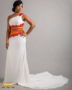 Thinking of what to wear for that event? The 25 Best Ghanaian Kente Styles 2018 To Choose Your Designs. Ghana Wedding Dress, African Wedding Attire, African Attire, African Wear, Wedding Dresses, Wedding Hijab, African Print Dresses, African Dresses For Women, African Fashion Dresses