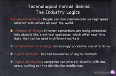 Transforming the industry logics