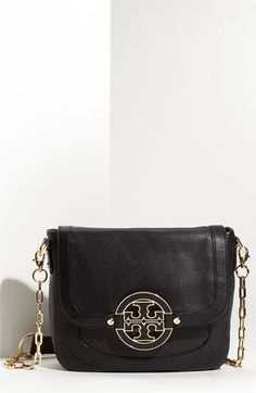tory burch. love the gold strap