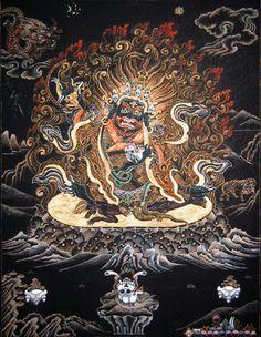 Mahakala - Dharma protector