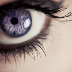Violet eye photo, breathtaking!