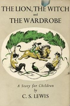 The Lion, The Witch and The Wardrobe, by C.S. Lewis - absolutely loved the Narnia series as a child.  Must re-read...