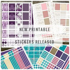 Look at the #printable #plannerstickers I just listed in my #faithplanned #etsyshop! . . . #newrelease #etsystickers #plannercommunity #planner #planneraddict #plannergirl #plannergeek #plannermom #plannernerd #faithblogger #planwithme #stickers #etsy #etsystore #plannerjunkie #plan #plannerlove #plannerlife #plannerdecor #plannergoodies #plannerobsessed #plannersupplies