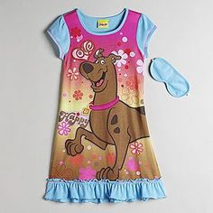 not many girly scooby doo things out there