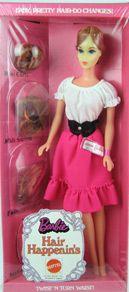 1971 Hair Happenin's Barbie / www.modbarbies.com
