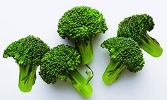 4 cups small broccoli florets