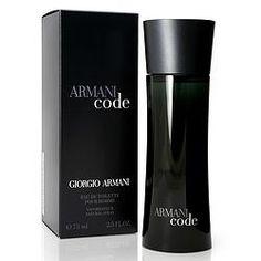 fe306b6883c6 Armani Code by Giorgio Armani for Men Eau de Toilette Spray oz New