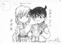 Detective, Kaito Kid, Detektif Conan, Kudo Shinichi, Magic Kaito, Case Closed, Anime Ships, Manga Anime, Romance