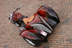 custom trikes motorcycles